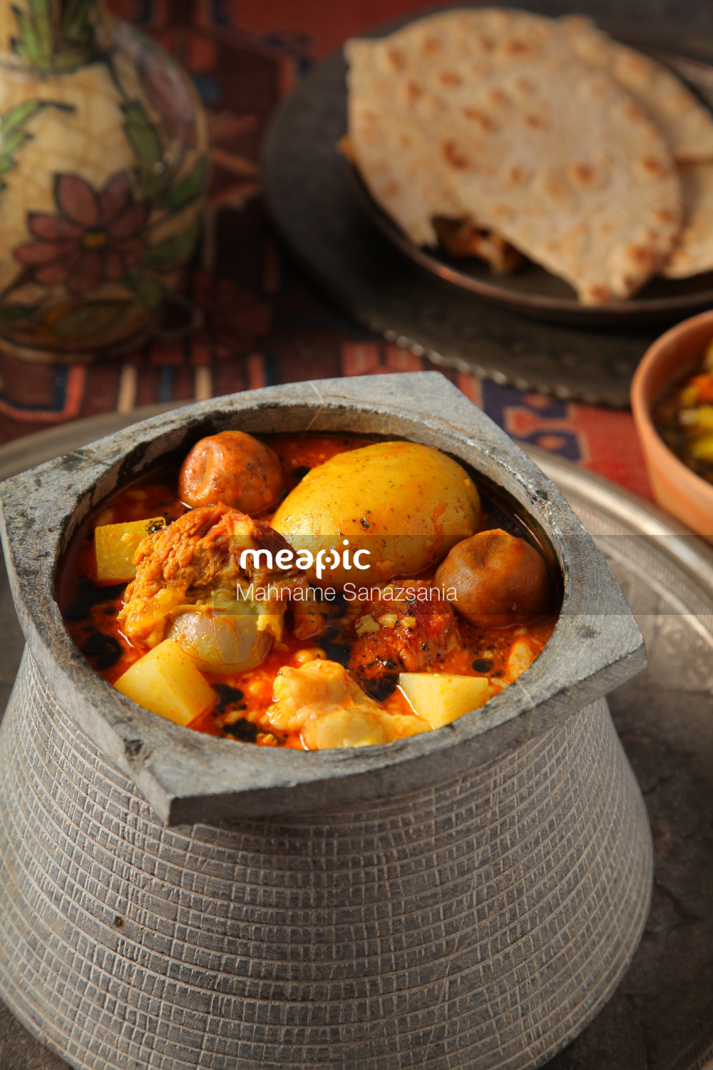 Bowl Of Food Stock Photo · Meapic