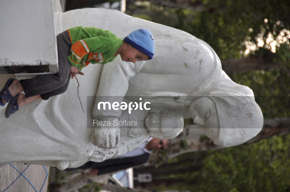 Outdoor, Person, Man Stock Photo · Meapic