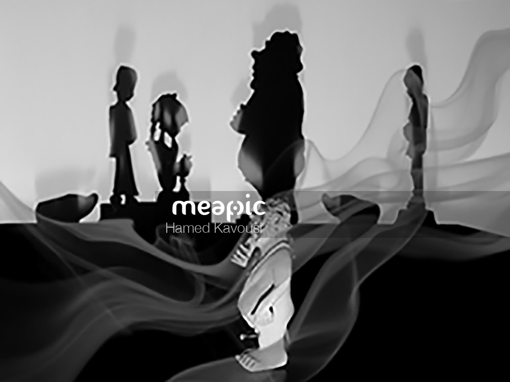Shadows Stock Photo · Meapic