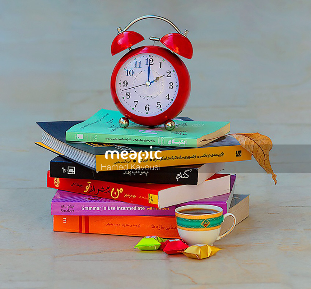 Time Stock Photo · Meapic
