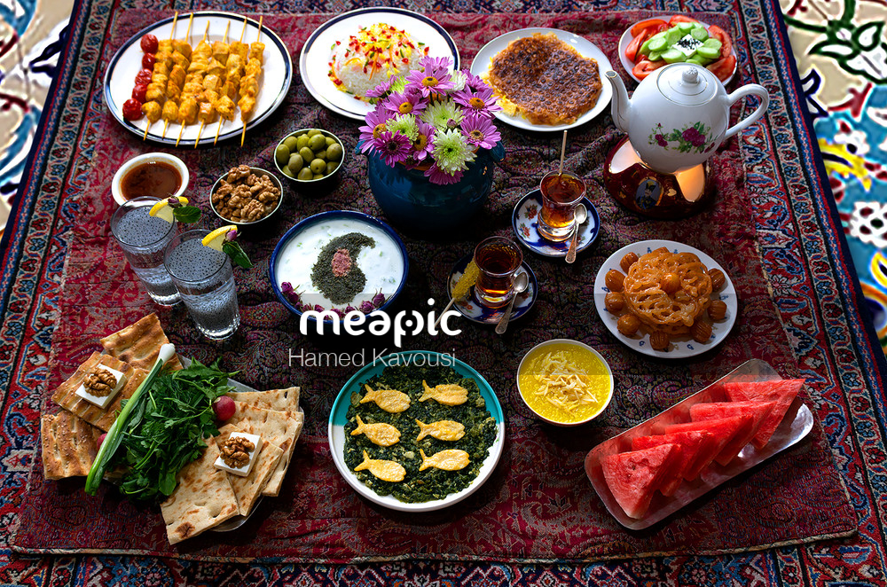 Persian Life Style Stock Photo · Meapic