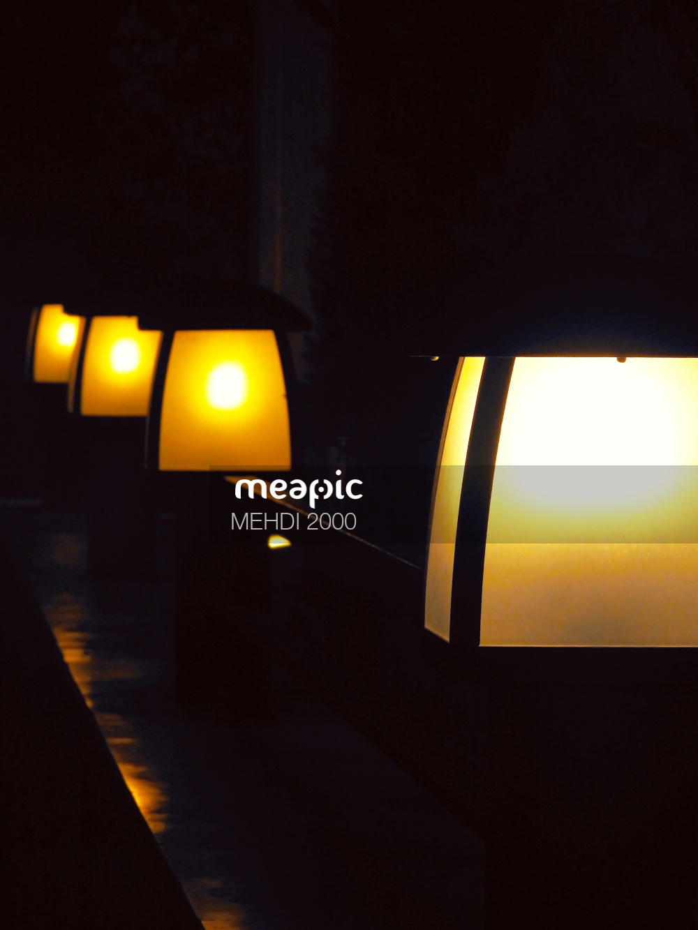 Bright Light In A Dark Room Stock Photo · Meapic