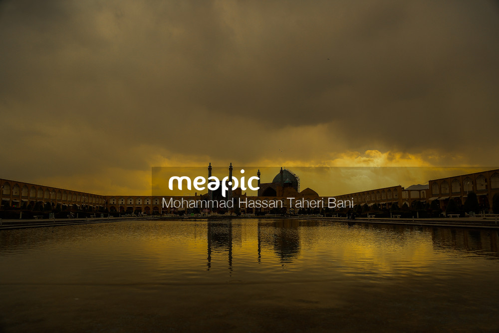 Isfahan Stock Photo · Meapic