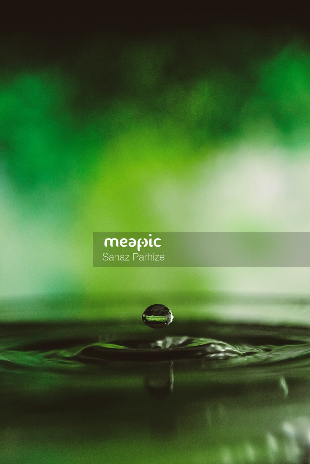Close Up Of A Glass Stock Photo · Meapic