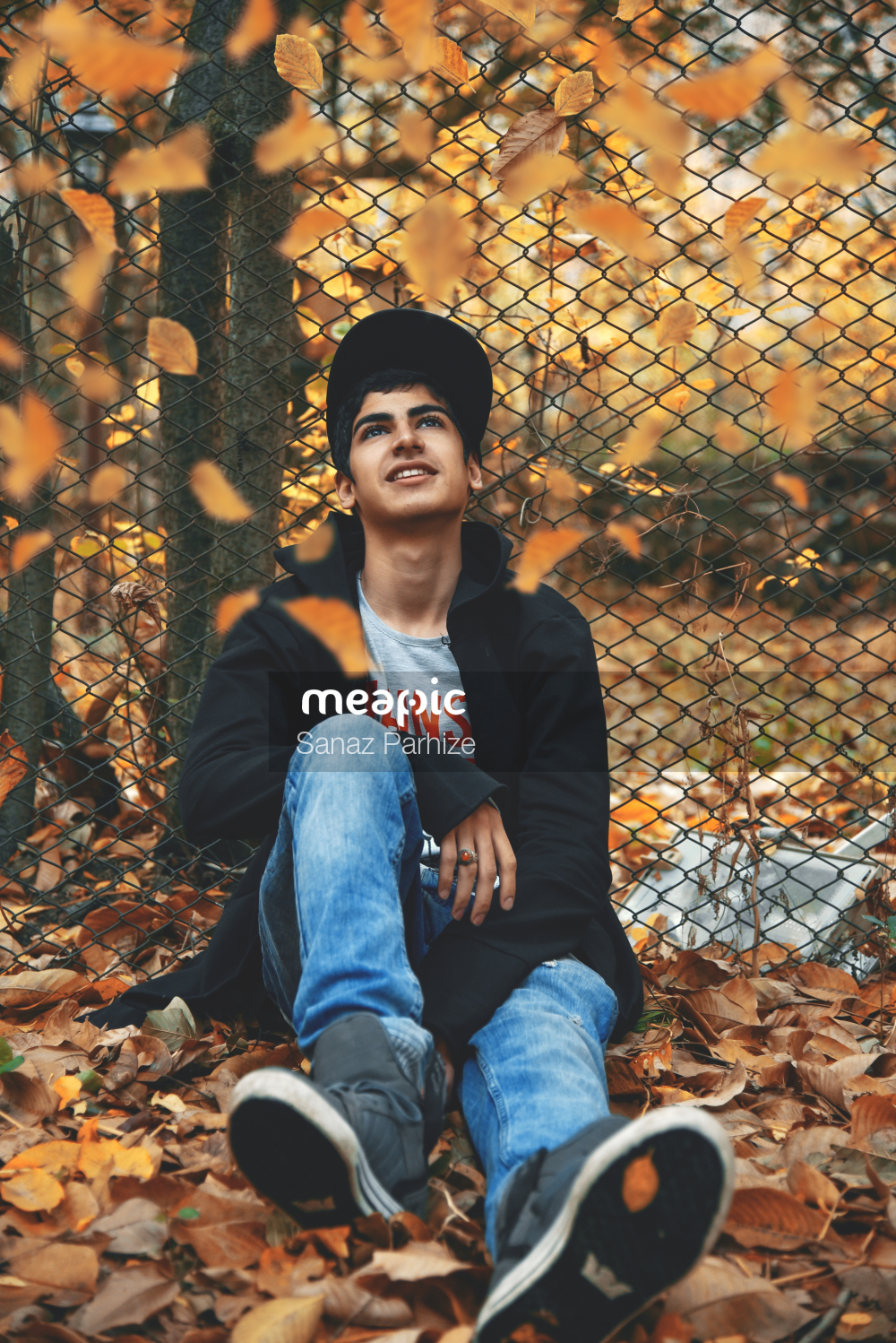 Person, Outdoor, Man Stock Photo · Meapic