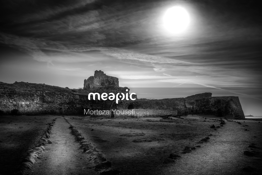 Body Of Water With Eilean Donan In The Background Stock Photo · Meapic