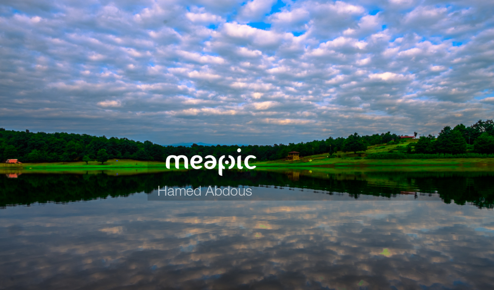 Large Body Of Water Stock Photo · Meapic