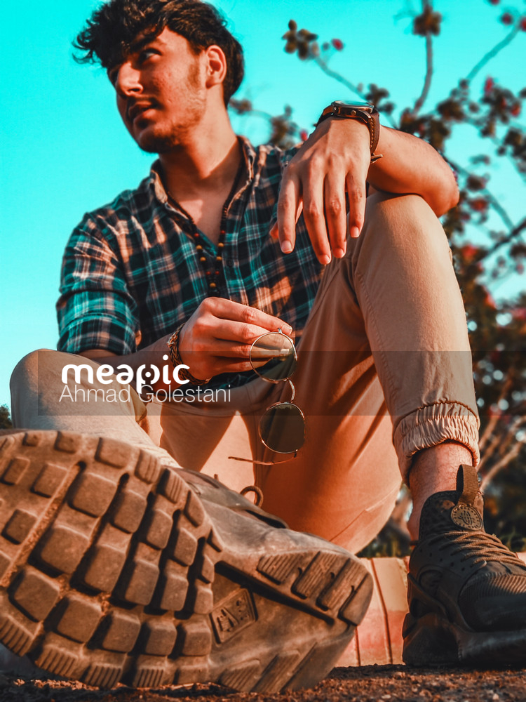 Portrait Stock Photo · Meapic