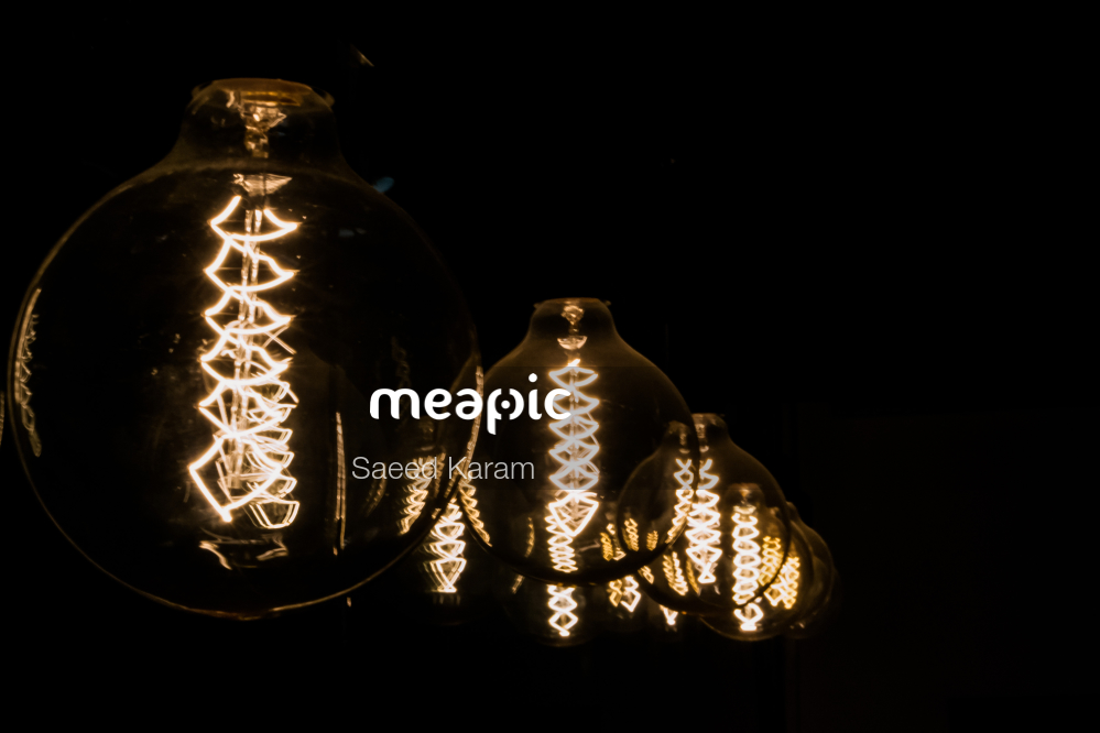 Display In A Dark Room Stock Photo · Meapic