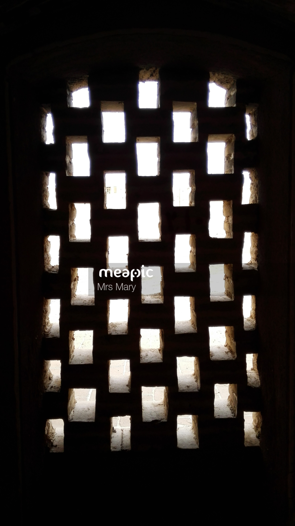 Close Up Of A Gate Stock Photo · Meapic
