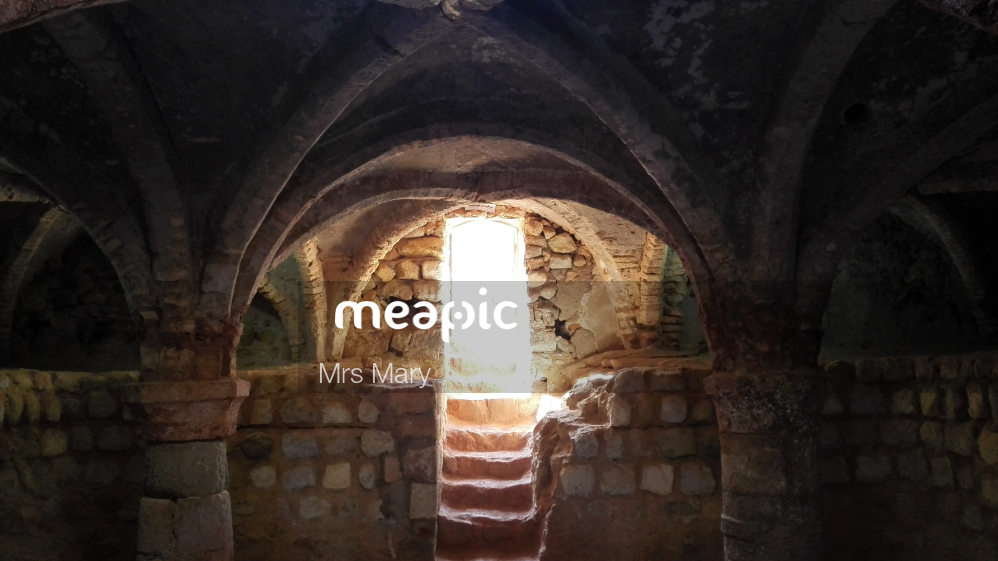 Close Up Of A Stone Building Stock Photo · Meapic