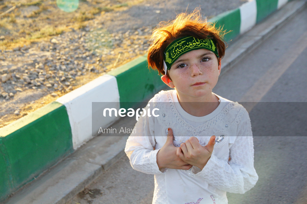 Young Boy Wearing A Hat Stock Photo · Meapic