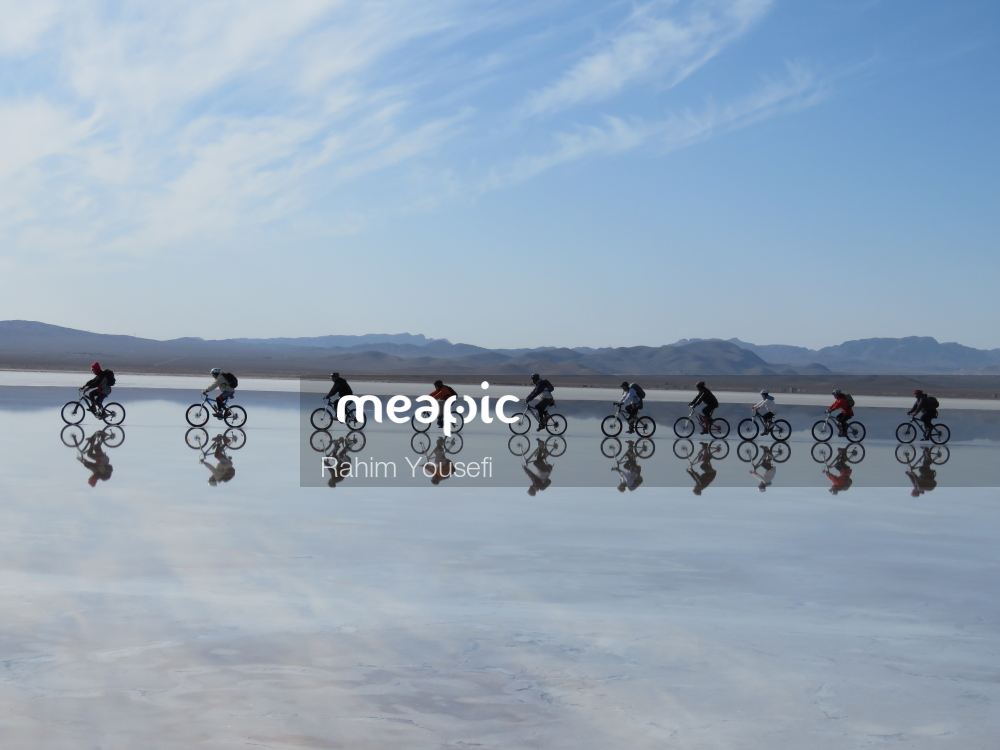Group Of People On A Beach Stock Photo · Meapic