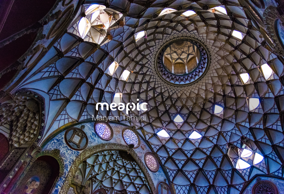 Kashan Stock Photo · Meapic