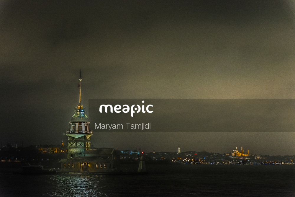 Large Ship In A Body Of Water Stock Photo · Meapic