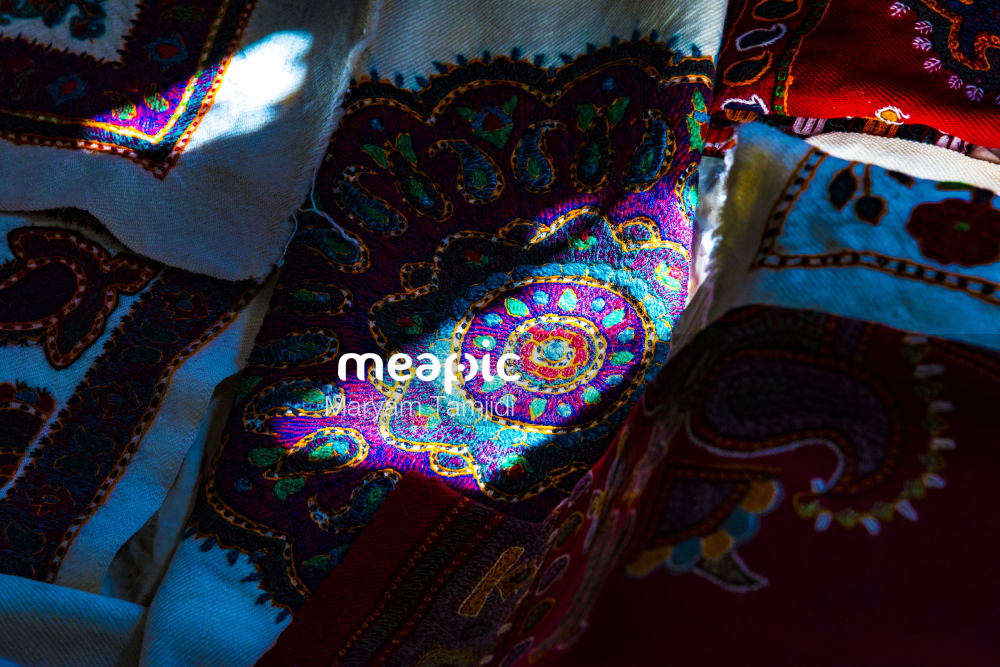 Iranian Carpet Stock Photo · Meapic