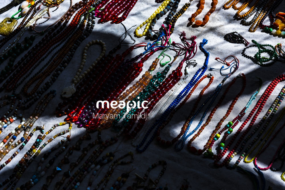 Iranian Bazar Stock Photo · Meapic