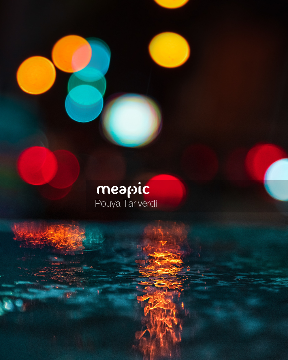 Close Up Of A Blur Stock Photo · Meapic