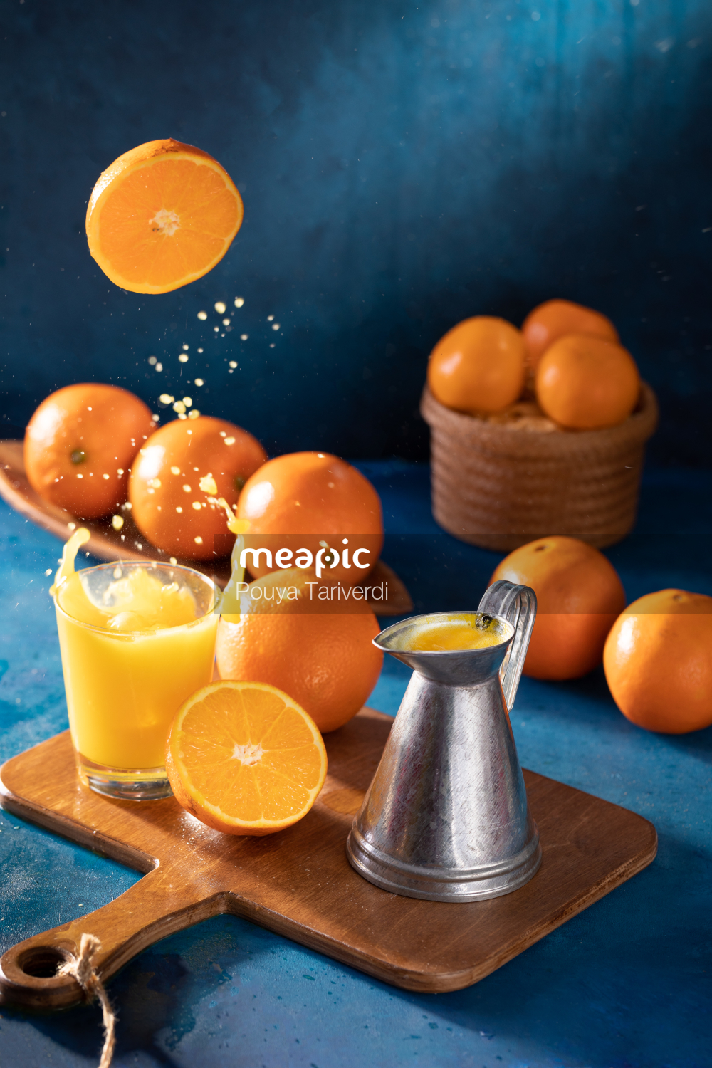 Orange Juice Stock Photo · Meapic