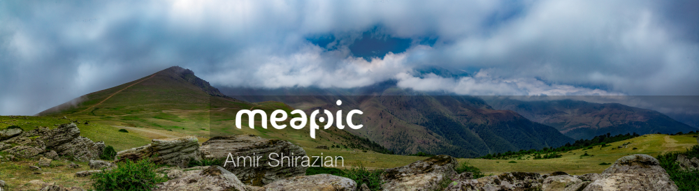 Large Mountain In The Background Stock Photo · Meapic