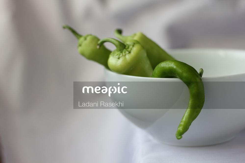 Bowl Of Broccoli Stock Photo · Meapic