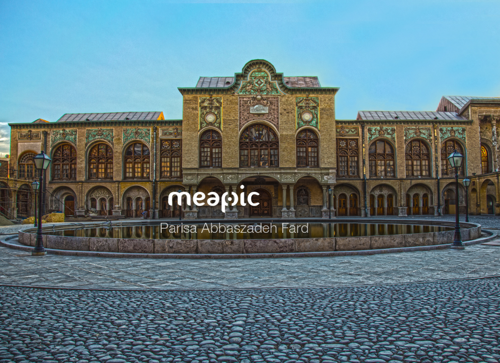 Large Building Stock Photo · Meapic