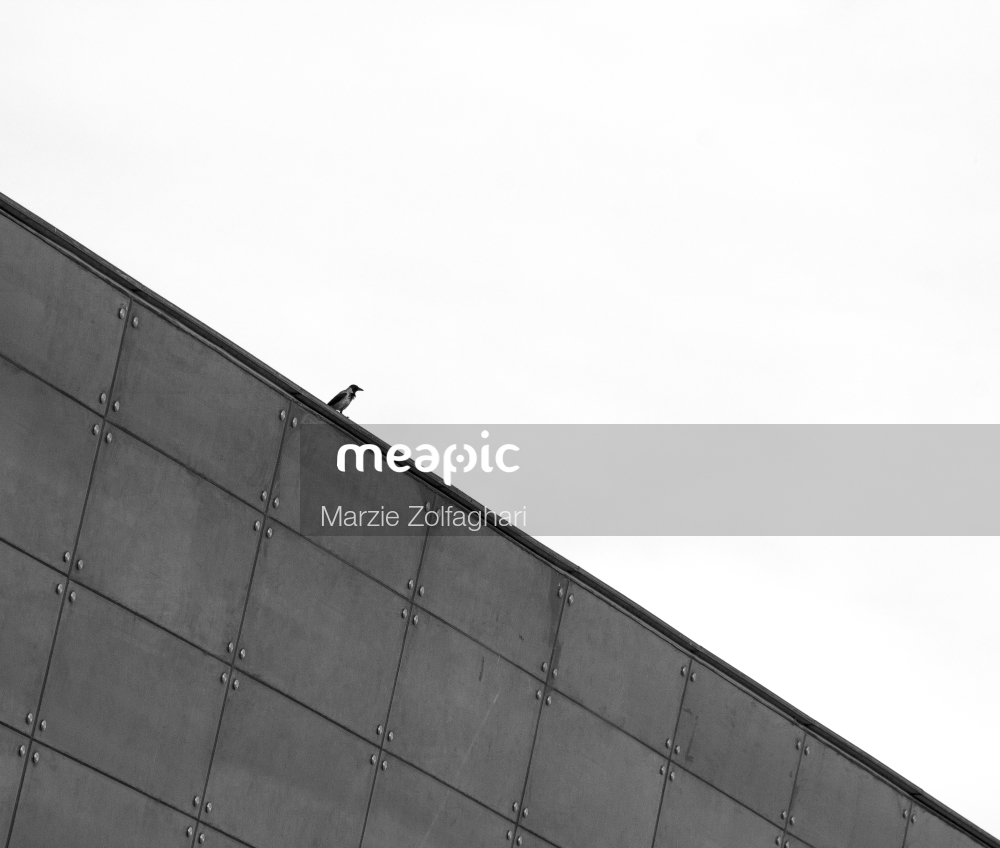 Sign On The Side Of A Building Stock Photo · Meapic