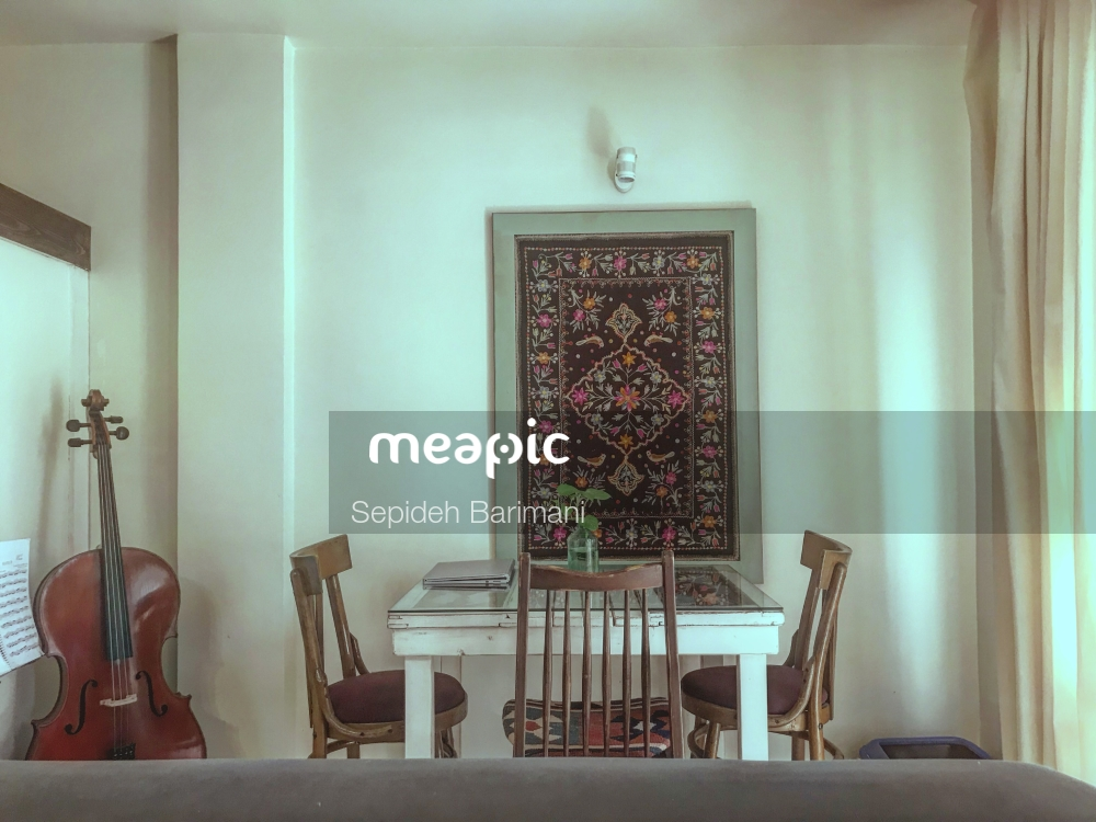 Living Room Filled With Furniture And A Fireplace Stock Photo · Meapic
