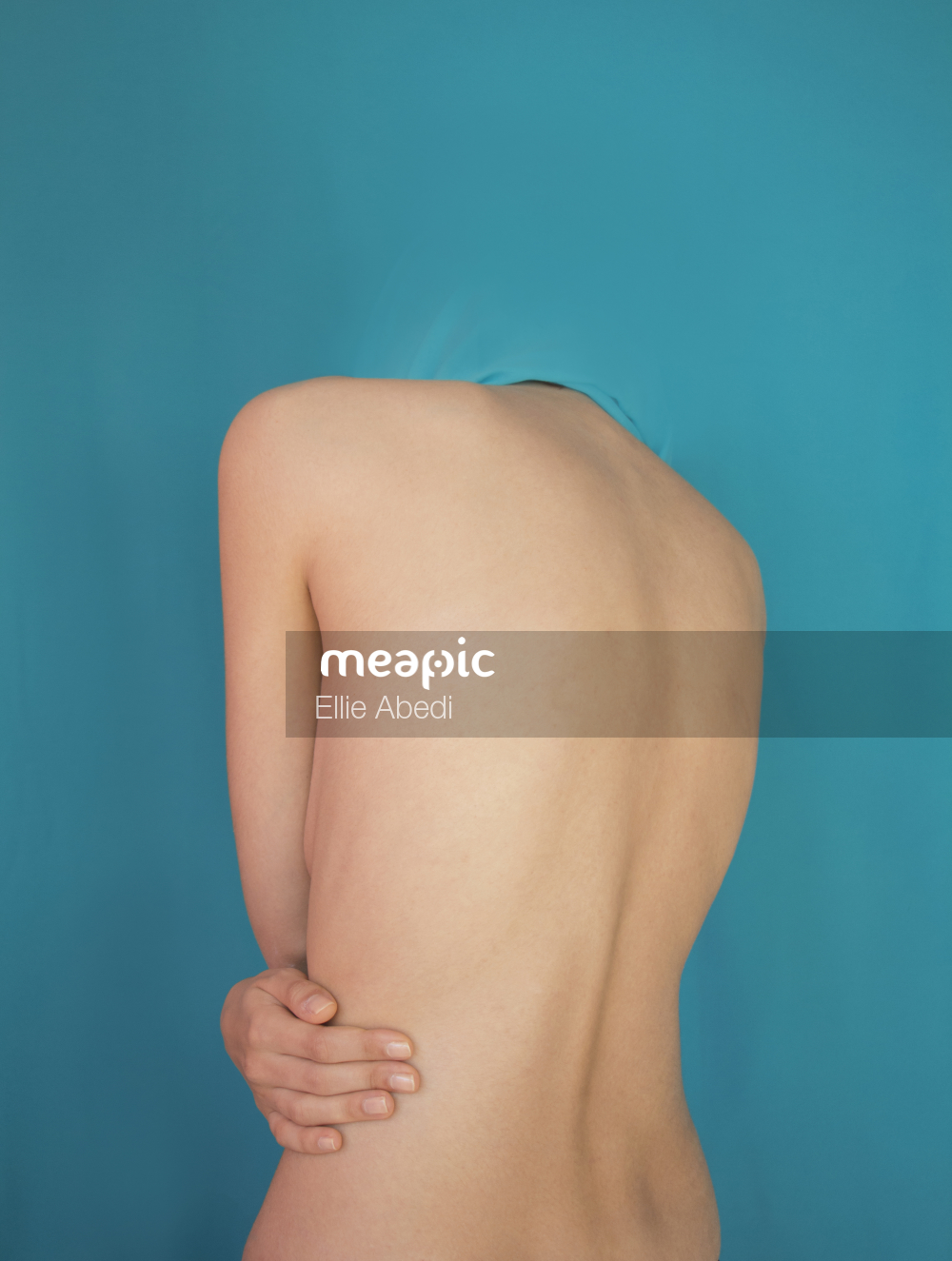 Person Posing For The Camera Stock Photo · Meapic