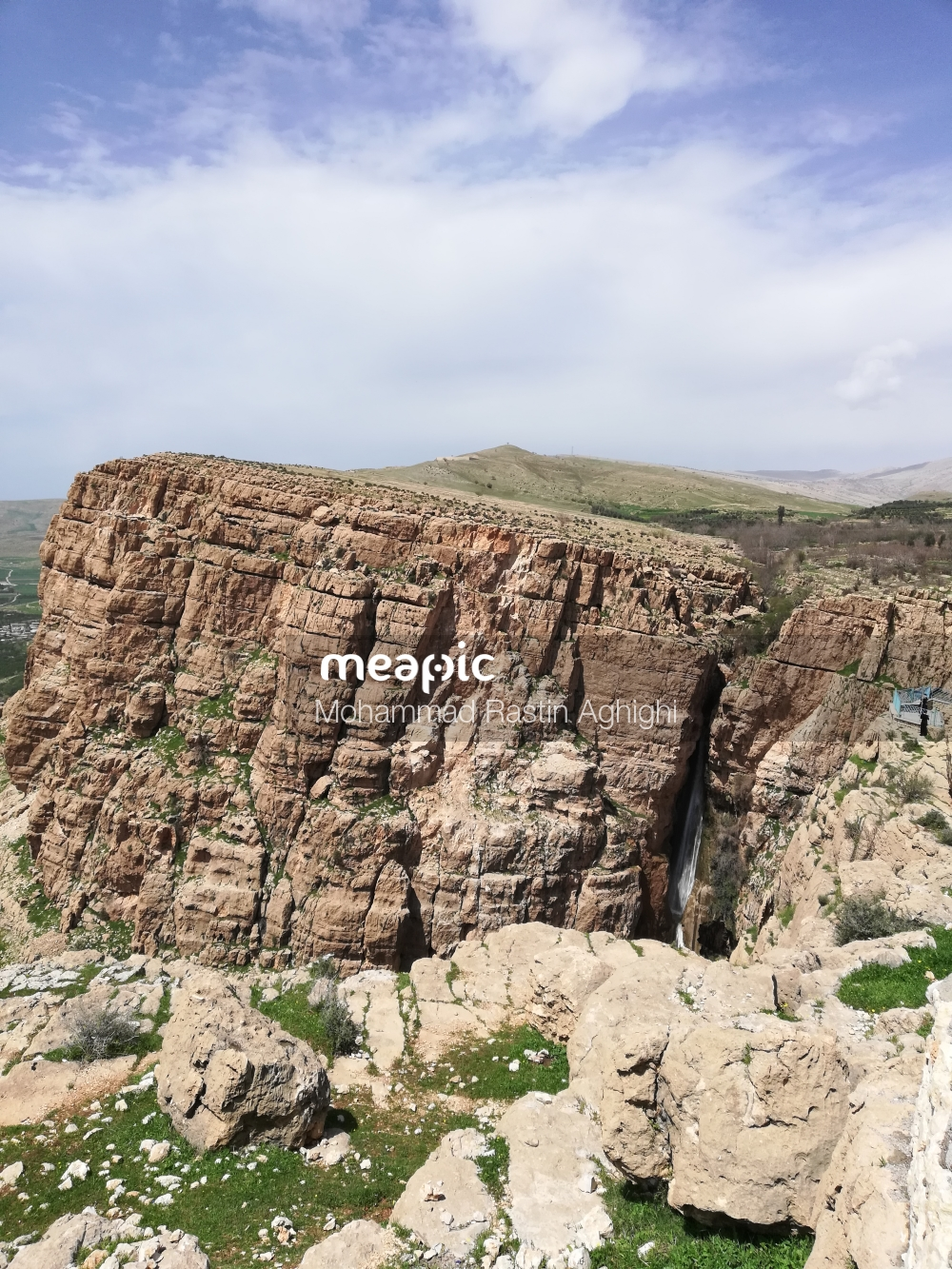Pile Of Large Canyon Stock Photo · Meapic