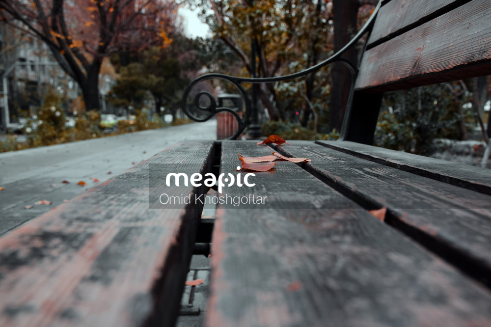 Bench Stock Photo · Meapic