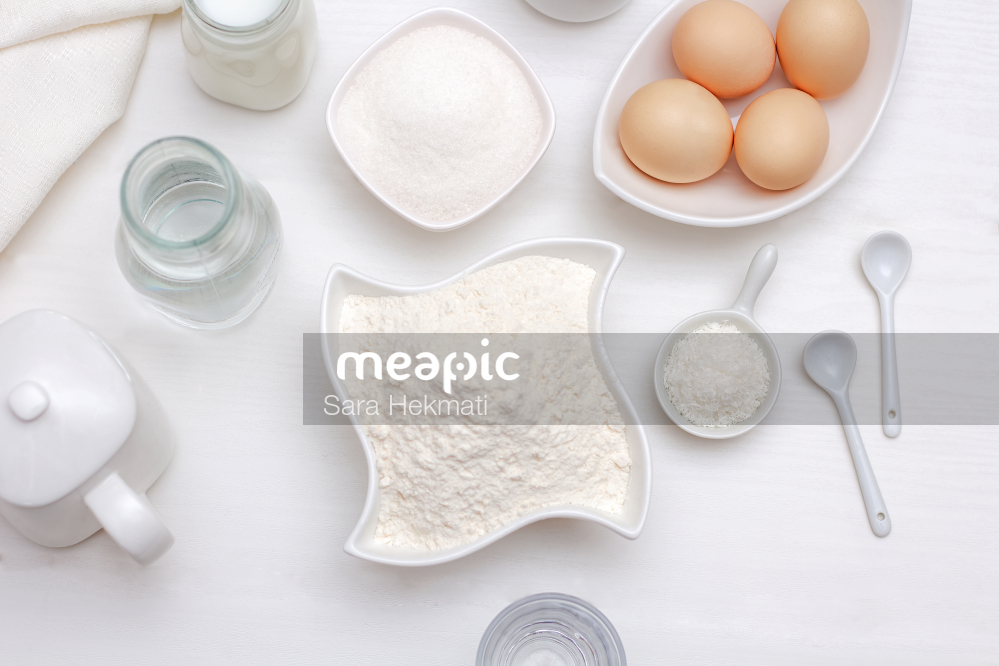 Flour_2 Stock Photo · Meapic