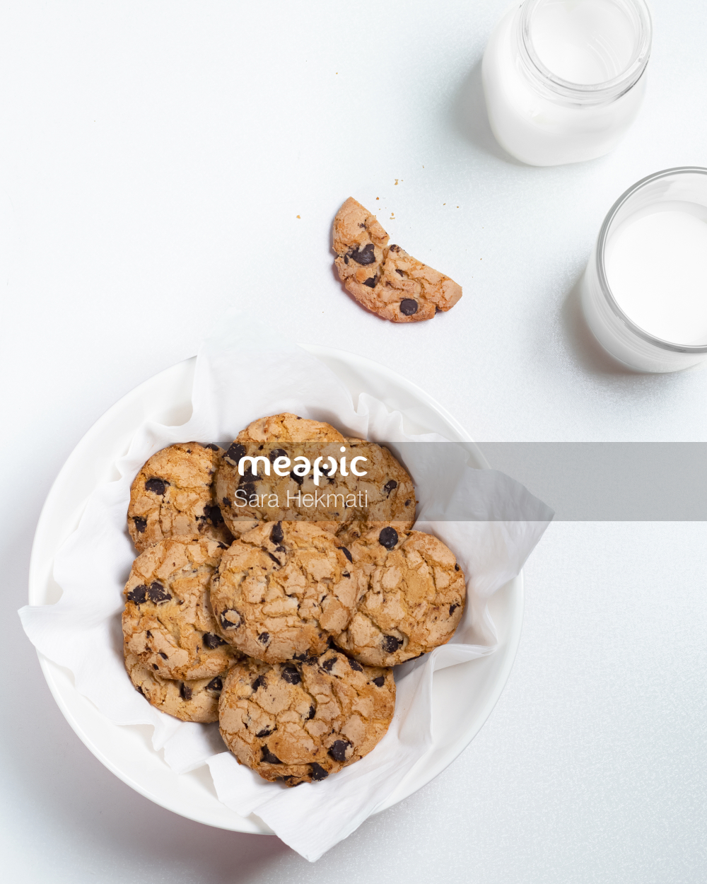 Biscuit Stock Photo · Meapic