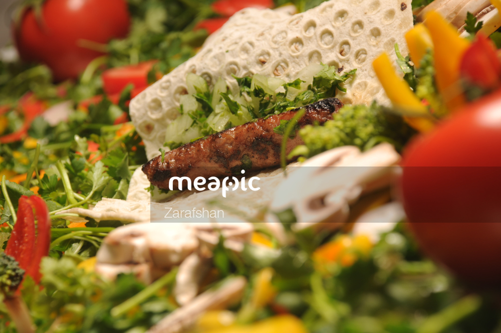 Bowl Of Salad Stock Photo · Meapic