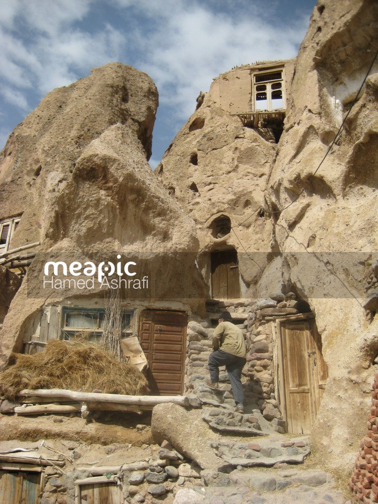 Kandovan Stock Photo · Meapic