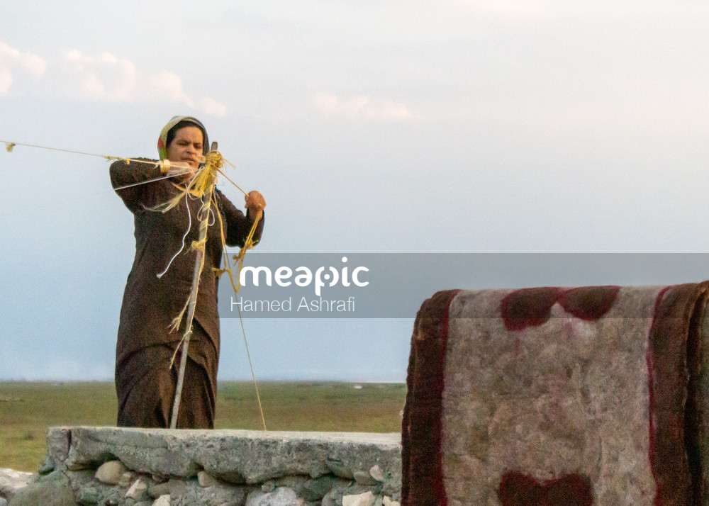 Turkmens Stock Photo · Meapic