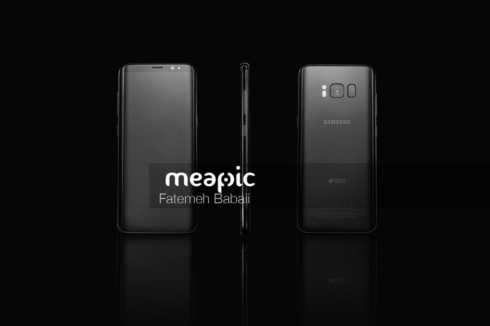 Samsung Stock Photo · Meapic