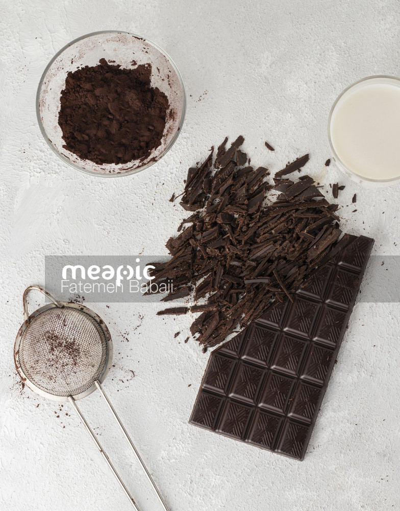 Chocolate Stock Photo · Meapic